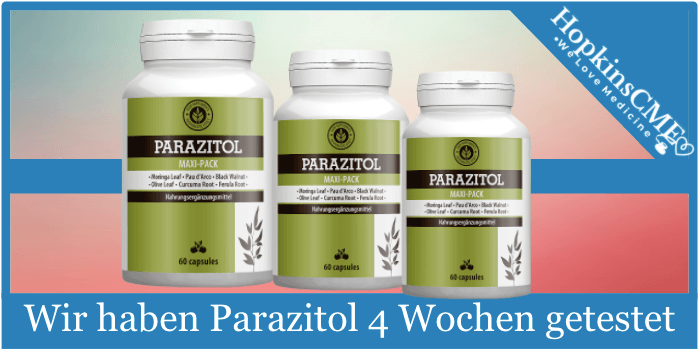 Unser Parazitol Selbsttest
